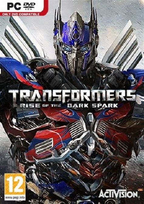 Pc Transformers Rise Of The Spark transformers rise of the spark free speed new