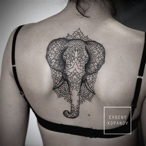205 best elephants tattoo images on pinterest elephant