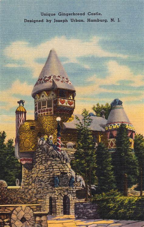 gingerbread castle minskys abandoned
