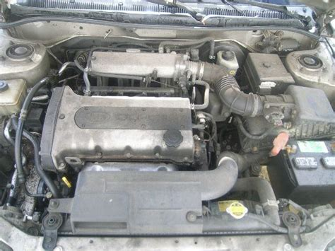 2000 Kia Sephia Engine Kia Sephia 1 8l 4 Silver Used Of The 2000 At Fl Orlando