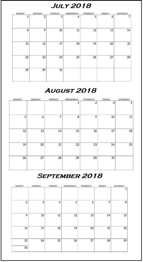 printable calendar quarter quarterly printable calendar 2018 calendar 2018