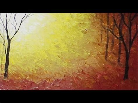 acrylic painting step by step midnight acrylic step by step painting on canvas for