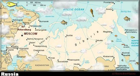 russia tourism map best places to visit in russia planning a trip to russia