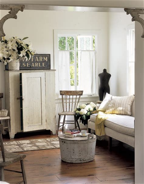 country chic living room the country farm home inspiration for the farmhouse