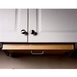 cabinet knife rack
