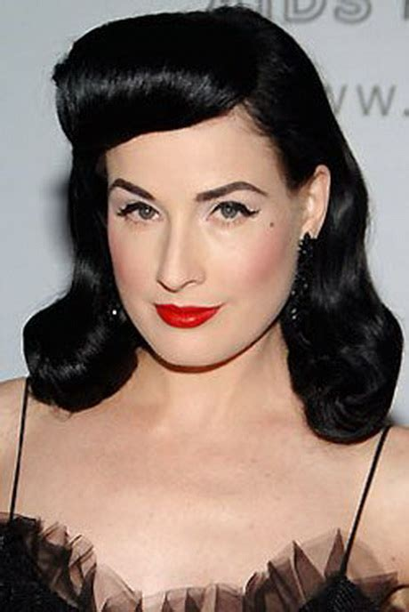 Trend Alert Forties High Society Elegance by Hairstyles 40s