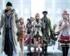 Ff Pictures Xiii Images Ff Xiii Wallpaper Wallpaper