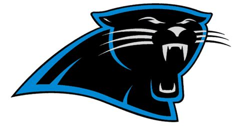 panthers football colors the carolina panthers logo gets an update