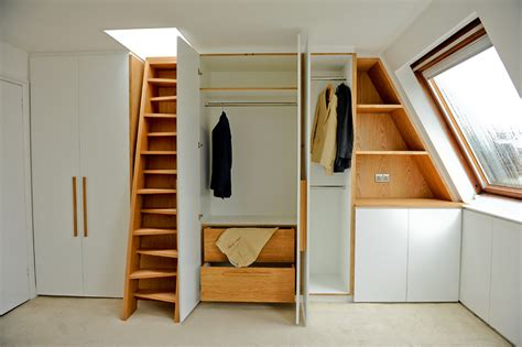 Garage Bedroom Conversion top 5 genius storage ideas for loft conversions rsj loft