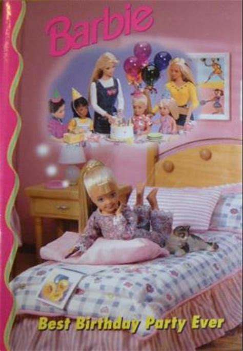 best birthday party ever 9gag free barbie book club best birthday party ever hardcover