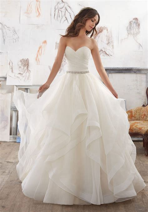 The Top 10 Wedding Dress Styles from top designers