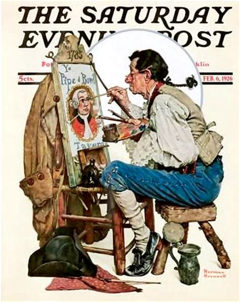 l post covers norman rockwell post covers artwork