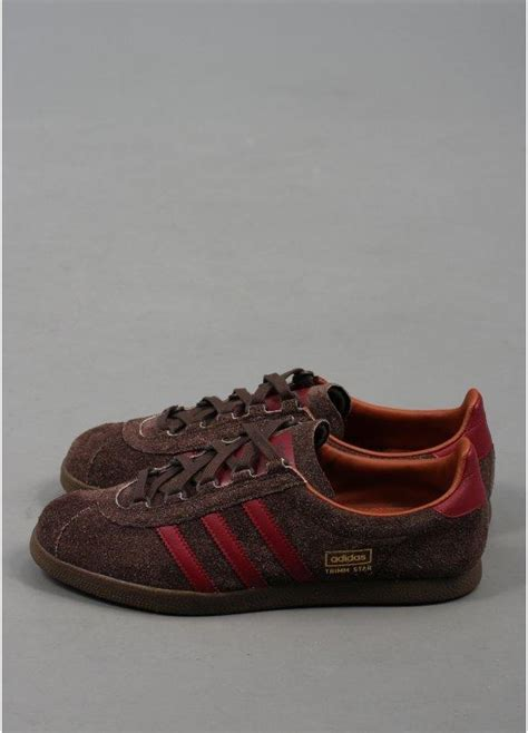 Cardinal Shoes Smith 1 Brown adidas originals trimm vintage trainers mustang