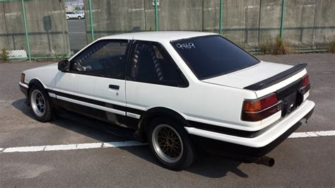 Toyota Ae86 For Sale In Usa 1986 Ae86 For Sale In Japan Html Autos Post