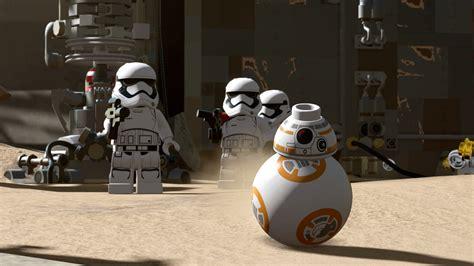 star wars  force awakens    lego game