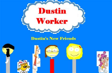 Dustin Makes New Friends by Dustin S New Friends Cover By Skullzproductions On Deviantart