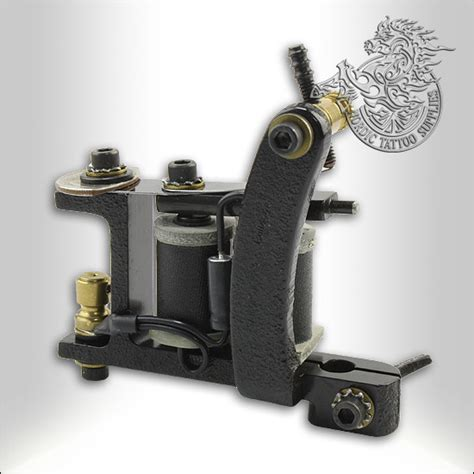 paco rollins tattoo machines lucky supply sailor jerry bulldog shader nordic