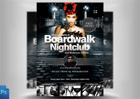free nightclub flyer templates download 25 fabulous night