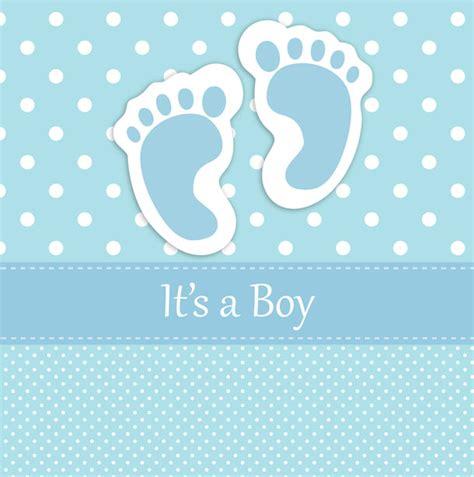Baby Boy Footprint baby boy footprints card free stock photo domain