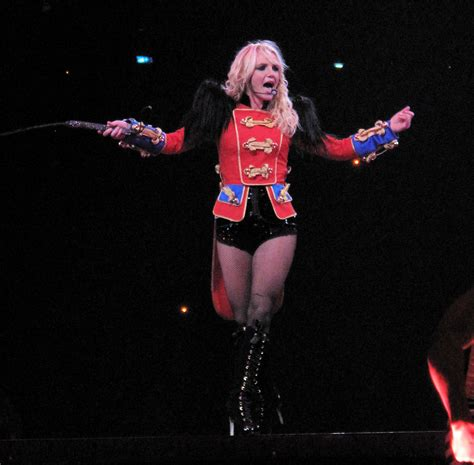 britney spears concert photos from britney spears circus tour opening night in