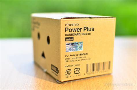 Murah Danboard Powerbank Power Bank Danboard ร ว ว cheero power plus danboard version mini ขนาด 6000 mah iphonemod