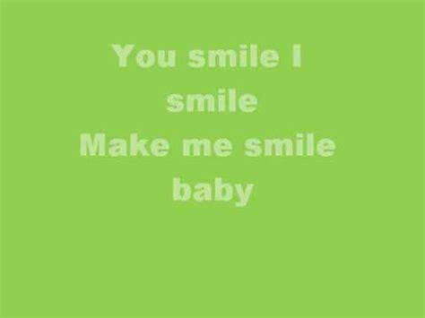 justin bieber u smile lyrics song u smile justin bieber song and lyrics youtube
