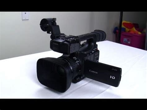filmmaking tutorial: buying a low budget video camera