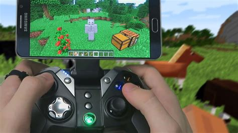 minecraft mobile free minecraft pocket edition how to use a controller best