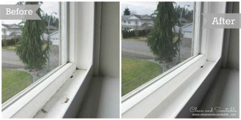 nice Best Cloth For Cleaning Windows #3: windowsill-cleaning-collage-r.jpg