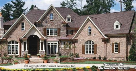 elyse home design inc garrell associates inc lansdowne place house plan
