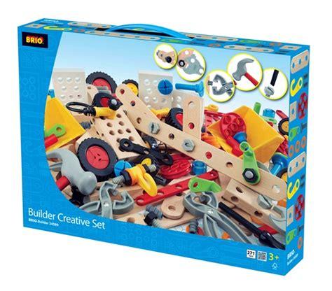 brio builder set 34589 brio builder creative set wooden building sets 270