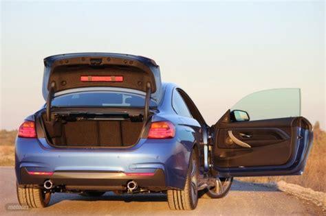 coche cuatro puertas prueba bmw serie 4 coup 233 435i 5 motivos de compra frente