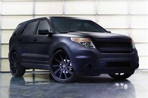2011 Ford Explorer by 2011 Ford Explorer Xxvi By Galpin Auto Sports Review Top