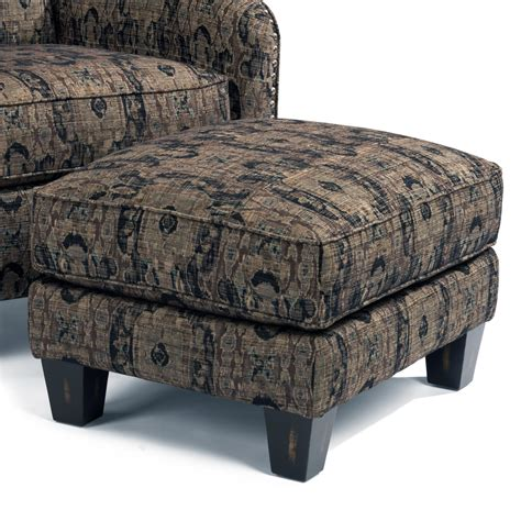 ottoman perth flexsteel accents perth ottoman mueller furniture ottomans
