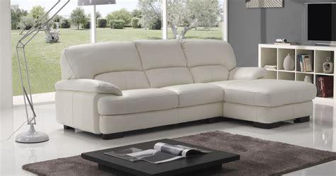canapes cuirs pordenone chaise longue confort personnalisable sur