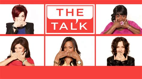 The Talk Tv Show Giveaways - exclusive news this season the talk tells all the talk