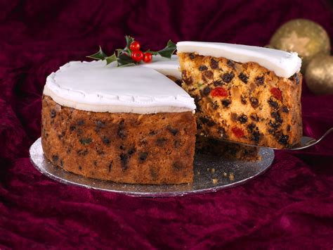 rich christmas cake recipe odlums