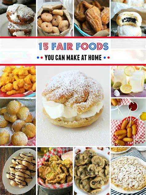 Food To Make At Home by 15 Fair Foods You Can Make At Home Sarahs Bake Studio