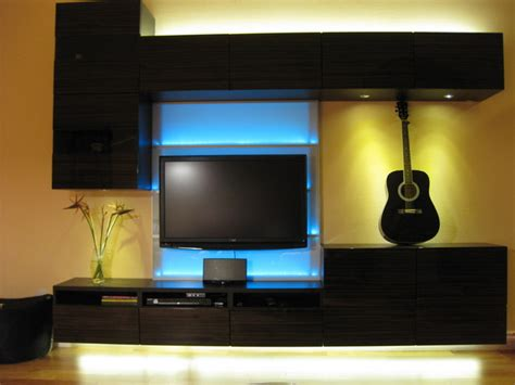Led Lighting For Living Room by Blue Led Light