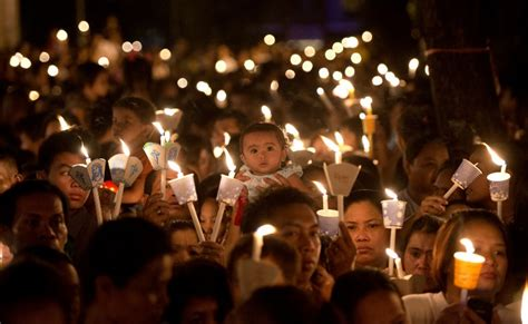 pictures easter celebrations around the world