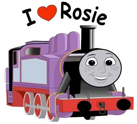 rosie train coloring page rosie thomas the train s friend halloween pinterest