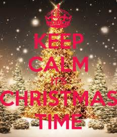 keep calm it s christmas time poster val keep calm