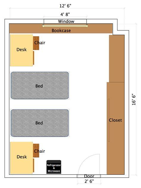 penn state floor l room diagram fabulous room wiring diagram free printable