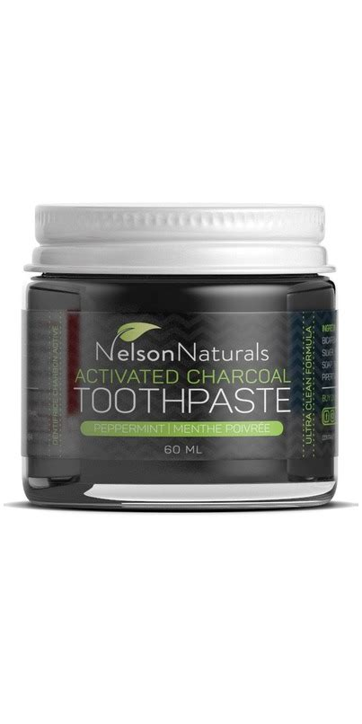 foods activated charcoal toothpaste food
