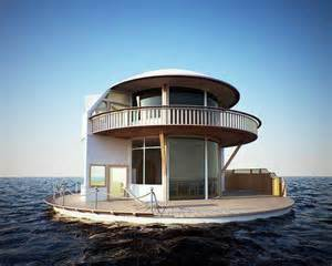 luxurious dock dwellings and boat house for modern