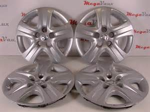 Vauxhall Vectra Hubcaps Insignia Wheel Trims Set 17 Quot Vauxhall Insignia Sq 13312569