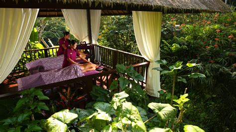 Bali Home Spa 110ml spa salon ubud luxury hotel resort hanging gardens bali