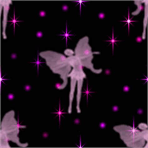 gif themes for pc free download tiny fairies with pink and purple stars background image