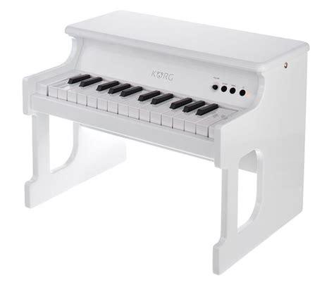 Dijamin Korg Tiny Piano Original korg tiny piano white thomann united states