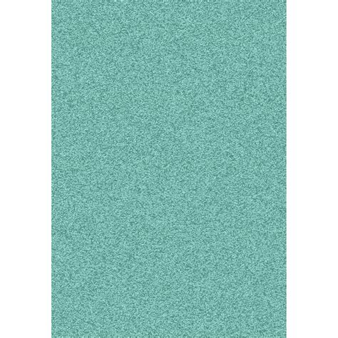 Tapis Vert D Eau 2480 by Tapis Bleu Shaggy Pop L 60 X L 115 Cm Leroy Merlin